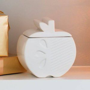 New PartyLite Jonathan Adler Big Apple Candle Hold